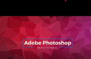 Adobe Photoshop Tutorial The Basics for Beginners